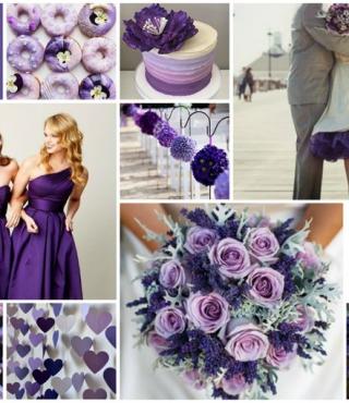 Nunta Ultra Violet